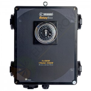 Temporizador 4x600w Cli-mate