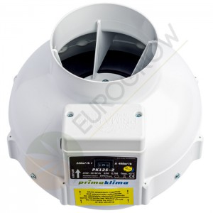 Extractor PK 2 velocidades 125mm (220 MIN-400 M3/H)