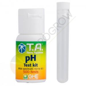 Kit test PH gotas GHE