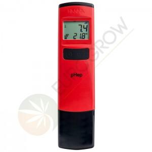 Medidor de pH Hanna HI 98107