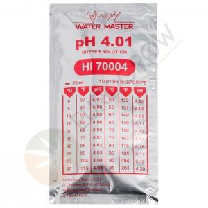 Liquido Calibrador Ph 4.01. Sobre 20ml