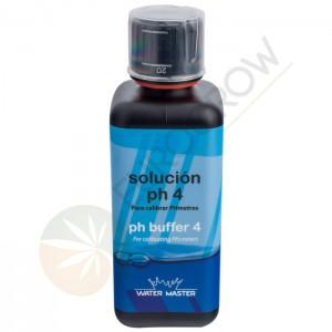 Solucion Calibracion PH 300 ml PH 4