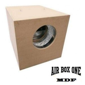 Caja Madera MDF Air Box One
