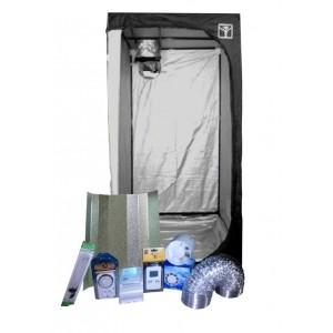 Kit de cultivo interior 80x80x160 400w