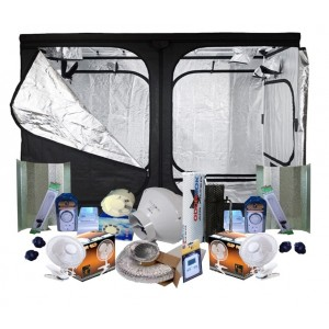 Kit de Cultivo Interior 240x120x200 600w