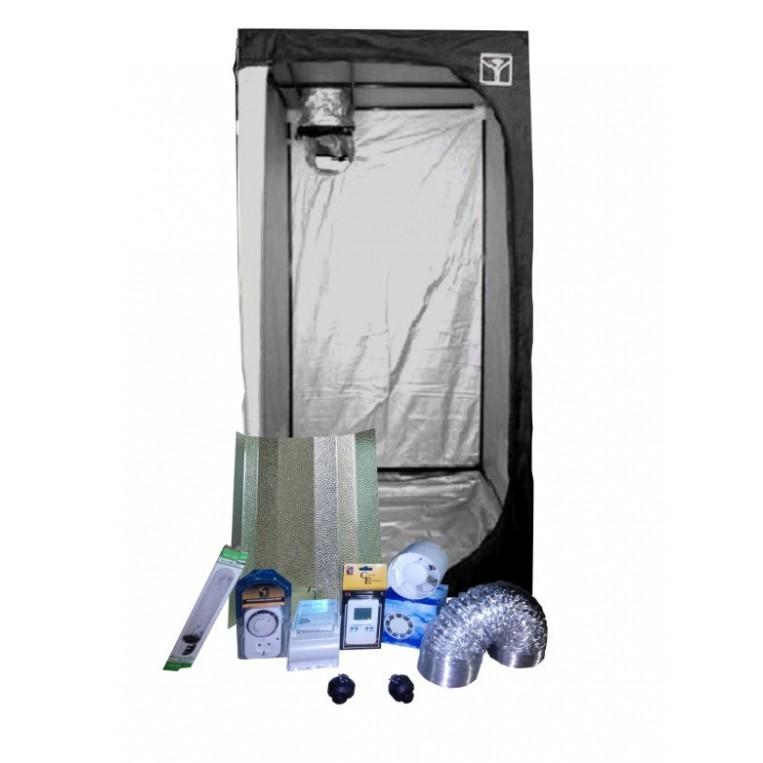 Kit Cultivo interior 400W 100x100x200