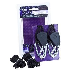 Poleas Pro Grip - 2 unidades