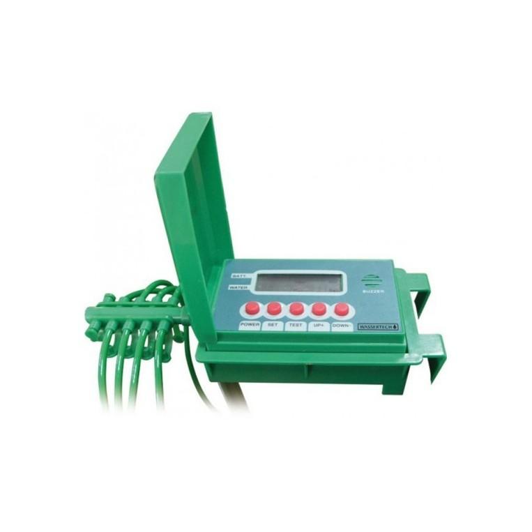Sistema de riego 10 plantas Automatico