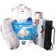 Kit extraccion 150mm Extractor TT
