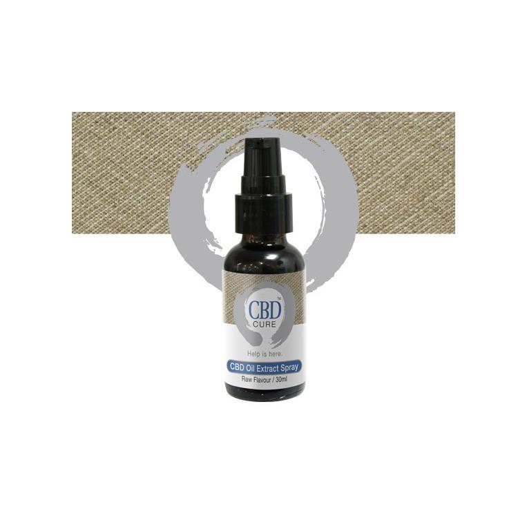 CBD cure Spray Oil 30ml