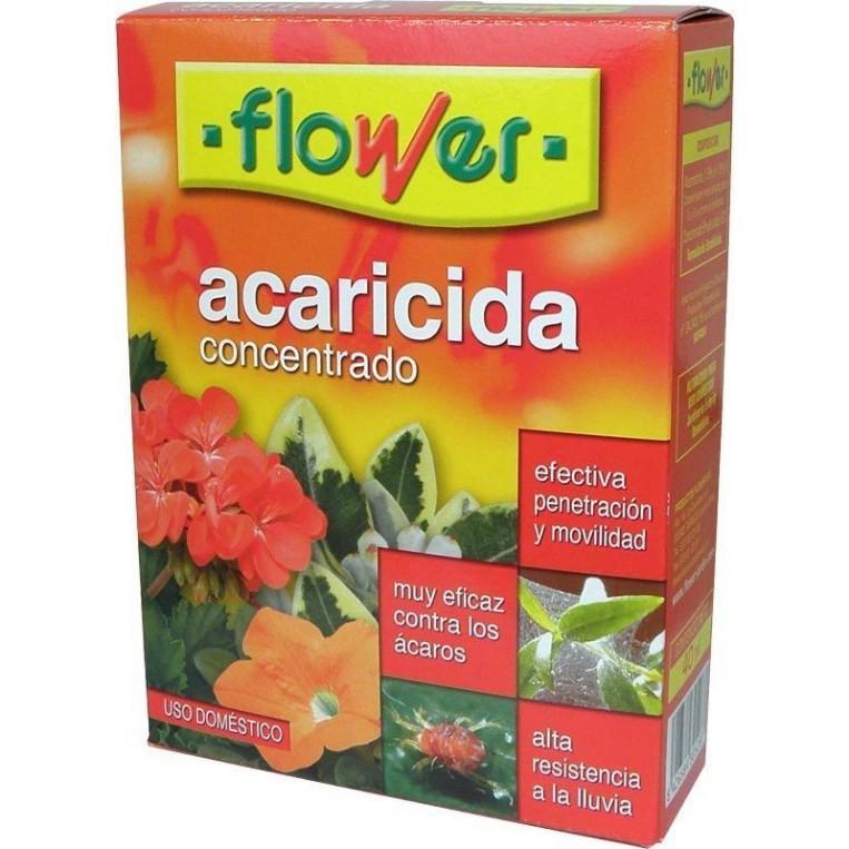 acaricida flower contra la araña roja
