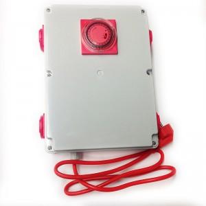 Temporizador 4 X 600 W