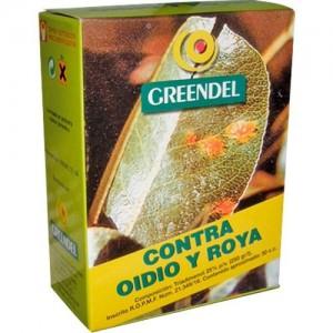 Fungicida Oidio y Roya Greendel 30 cc