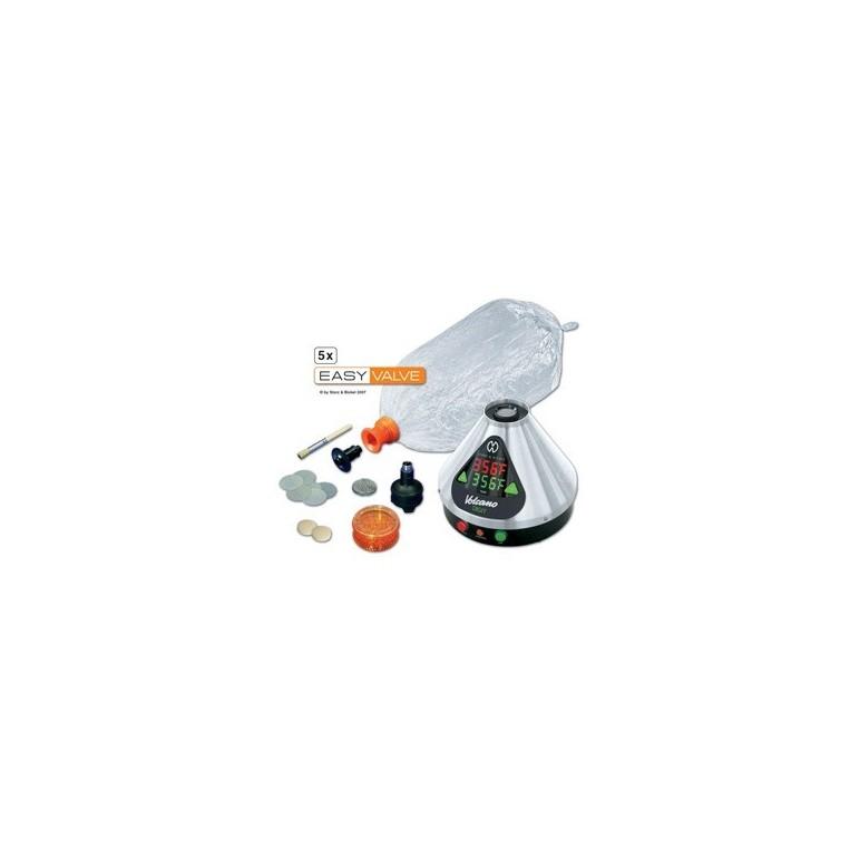 Vaporizador Volcano Classic+ kit bolsas