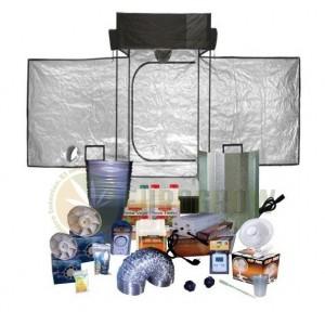 Kit Cultivo interior 145x145x200 Completo
