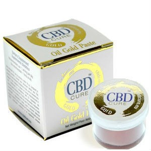 Oil gold paste CBD Cure 35%