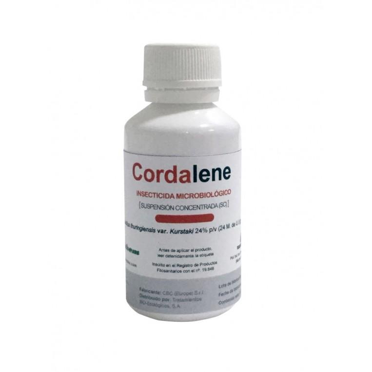 Insecticida biológico contra orugas Cordalene