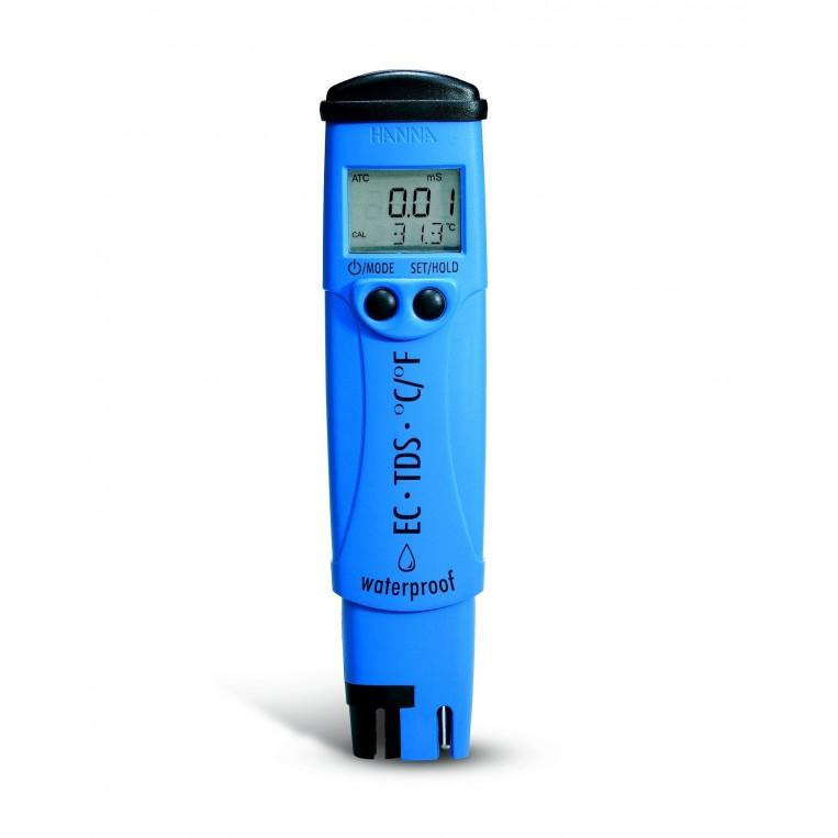 Medidor de Ec/TDS/temp Hanna 98312