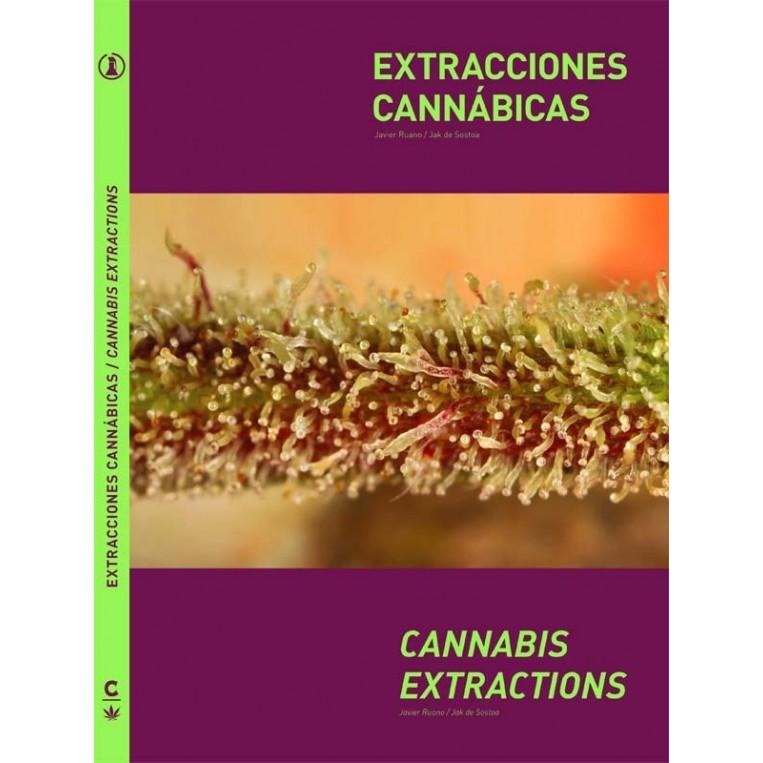 """Libro """"Extracciones Cannábicas"""""""