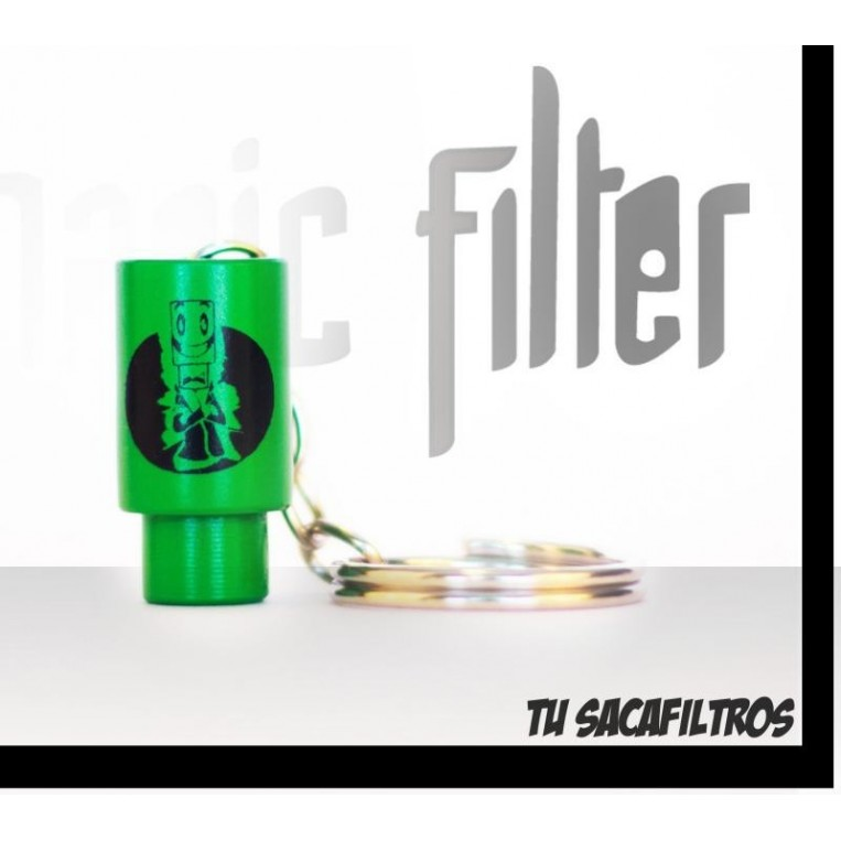 Magic Filter (Saca filtros)