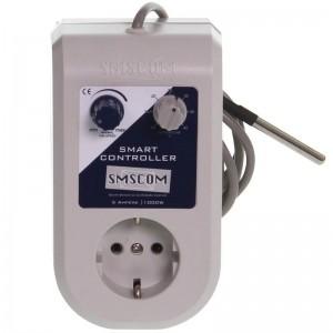 SMSCom Smart Controller controlador de temperatura.