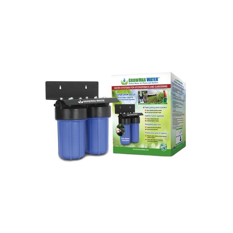 Filtro Super Grow 800 de Growmax Water