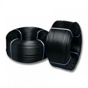 Tubo Flexible Polietileno para sistemas de Riego (6-4mm)