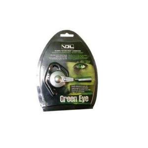 Luz LED verde manos libres Green Eye