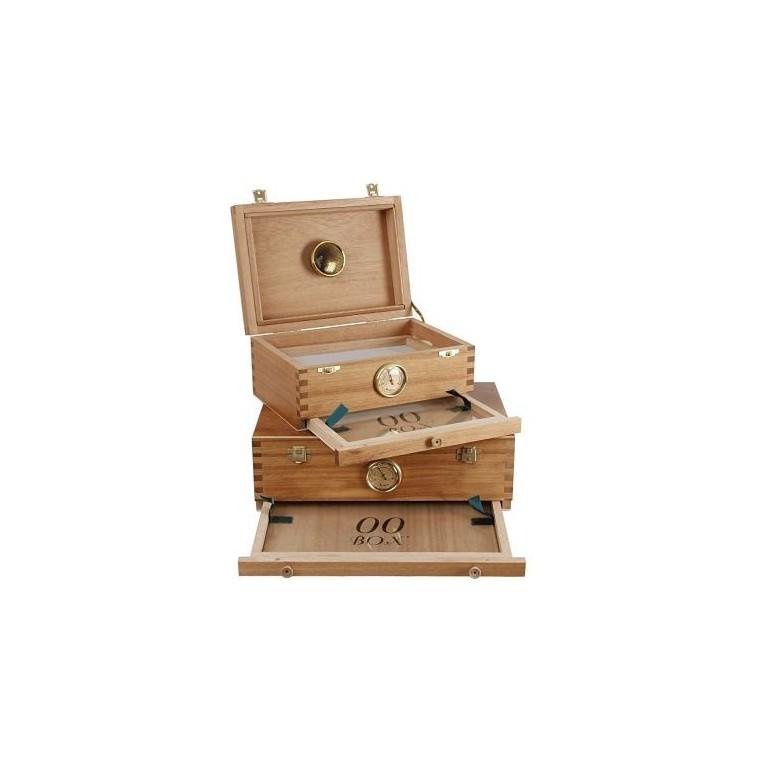 00 Box Caja Curado