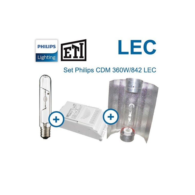 Kit LEC Philips 360w + ETI