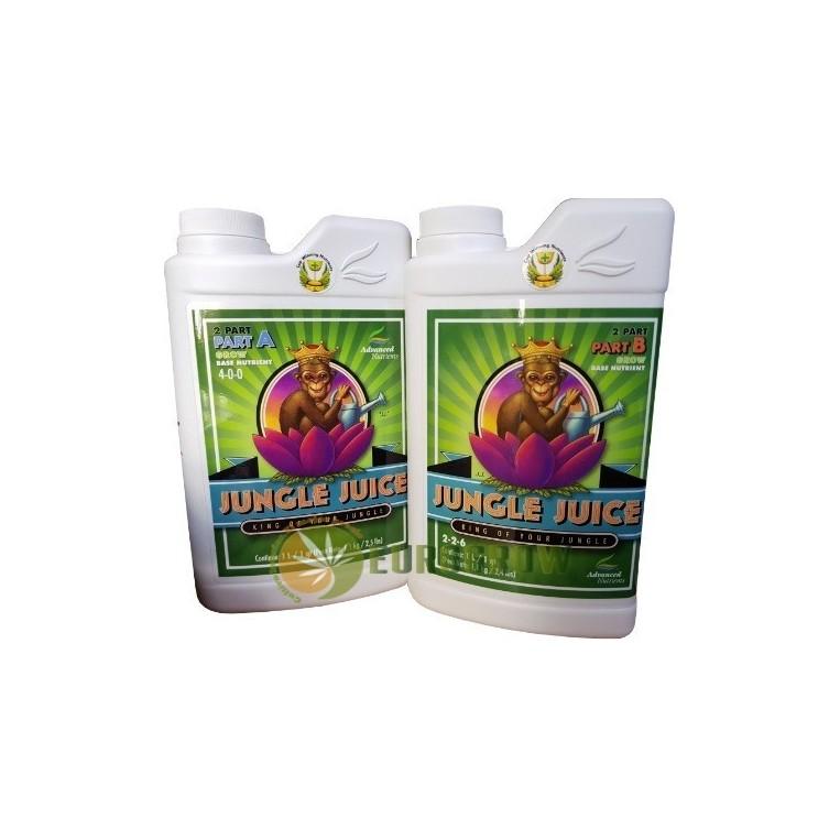 Jungle Juice Grow A+B 1L