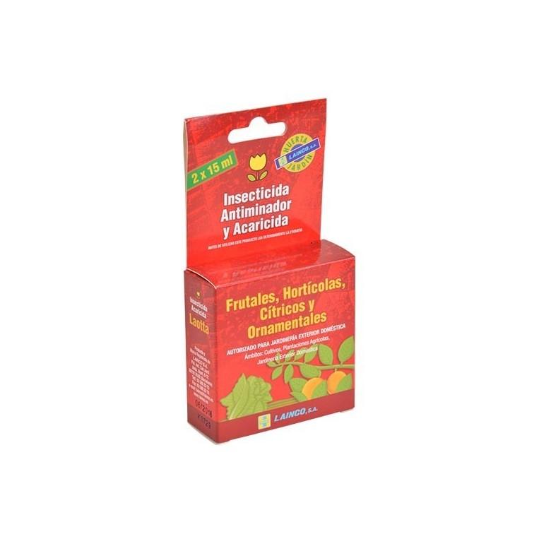 Insecticida acaricida Laotta