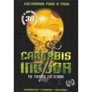 """DVD """"Cannabis Indoor, Tú Tienes La Llave"""""""