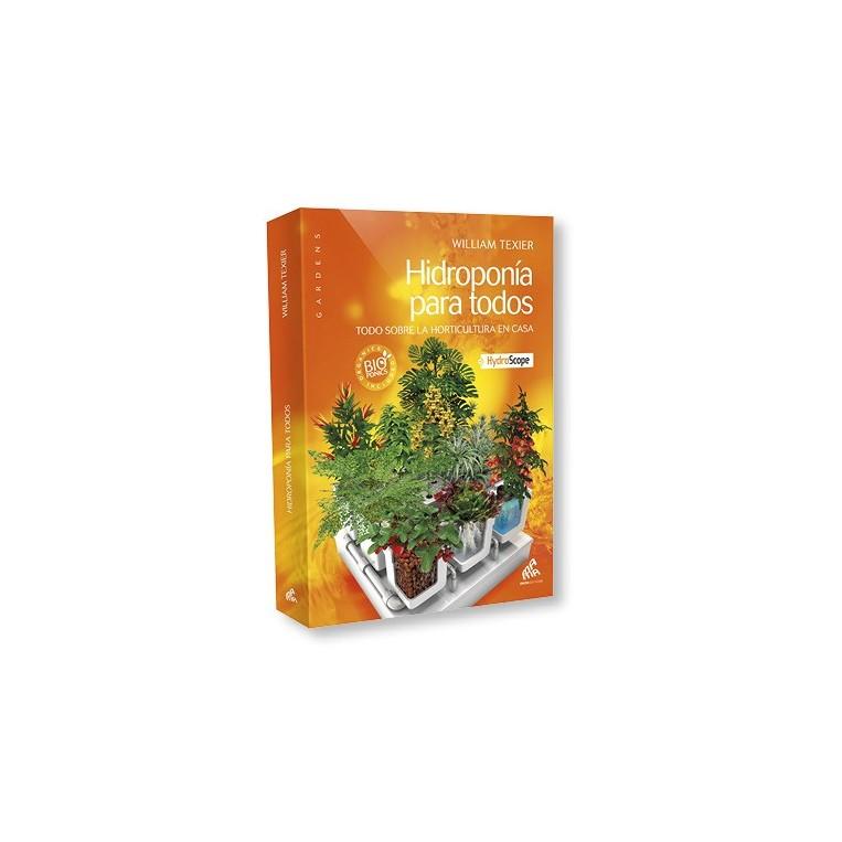 """Libro """"Hidroponía para Todos"""""""