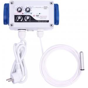 Fan Controller Humedad y Temperatura + Doble Presion