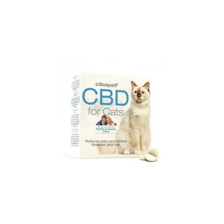 Pastillas CBD Para Gatos