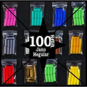 Jano Filters Regular 100 Unidades