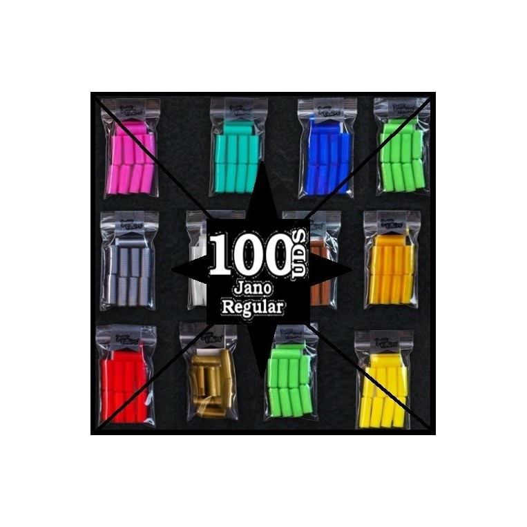 Jano Filters Regular 100 Unidades