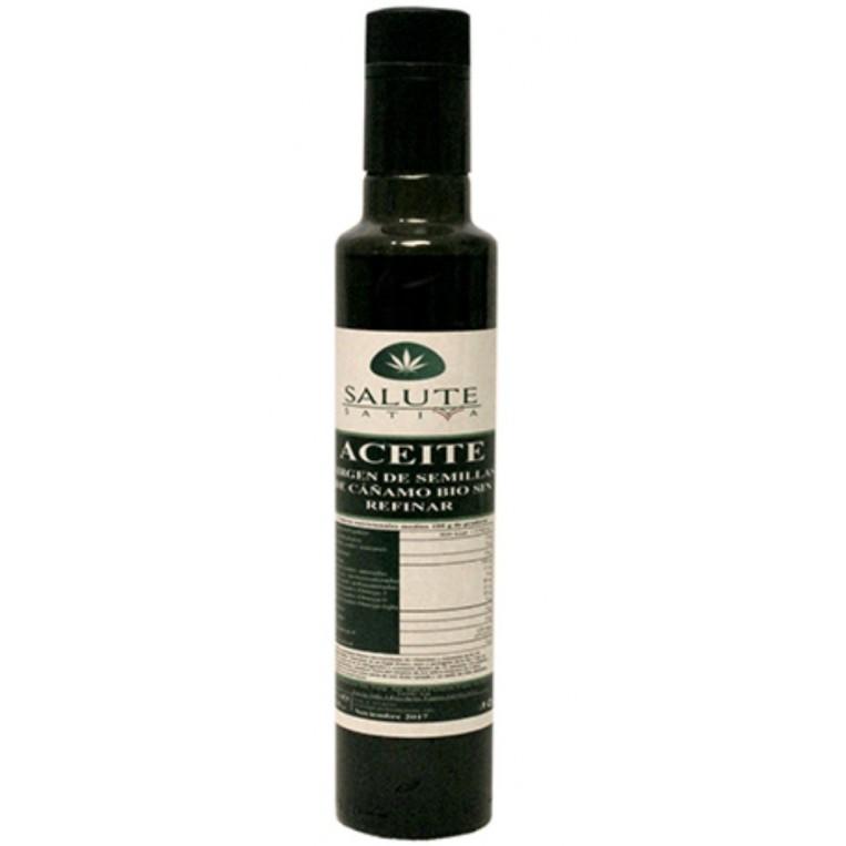 Aceite de Cañamo BIO 250ml