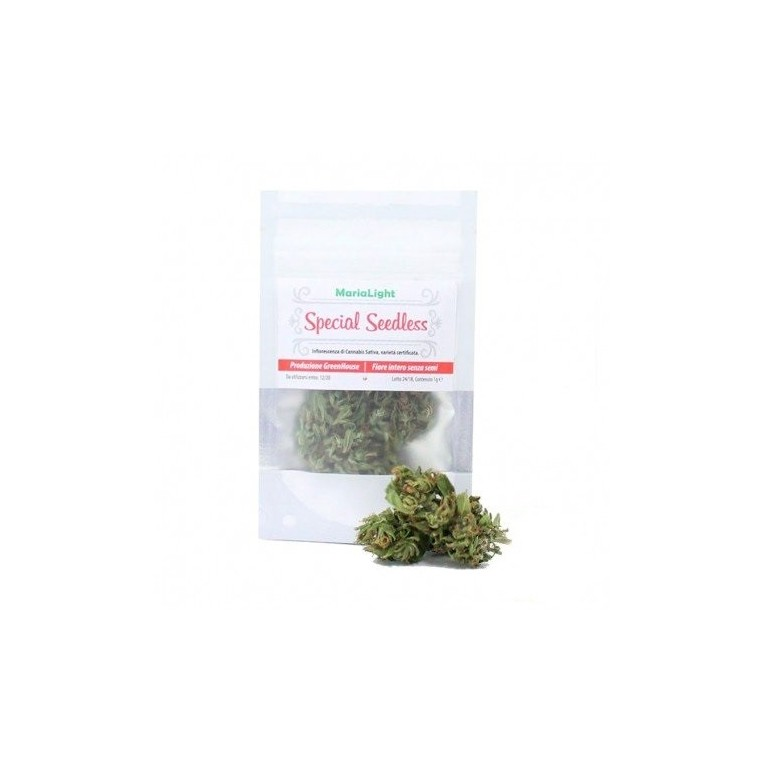 Flores CBD Maria Light Special Seedless