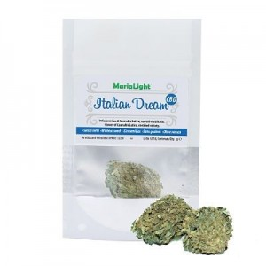 Flores CBD Maria Light  Blue Dream