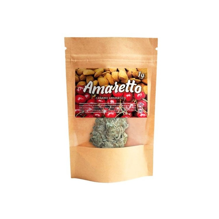 Flores Swiss CBD Made Amaretto