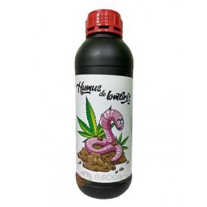 Humus de Lombriz Liquido 1L