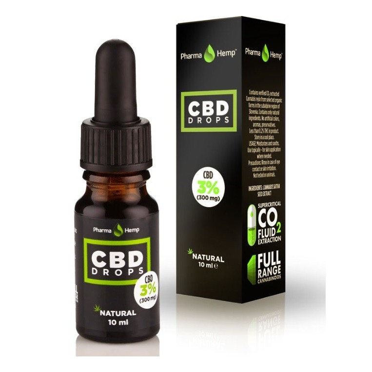 Aceite CBD Pharma 10 ml
