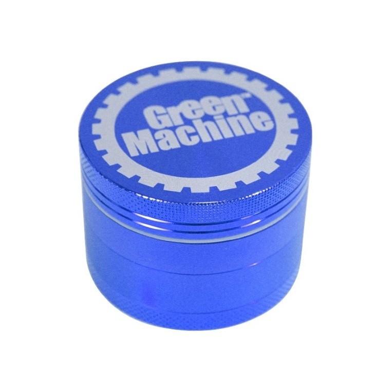 Grinder Green Machine Metal 4 Partes 62 mm