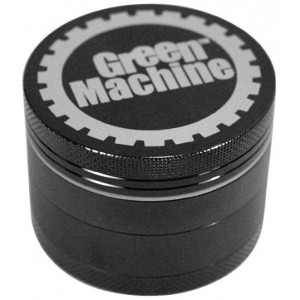Grinder Green Machine Metal 4 Partes 62 mm