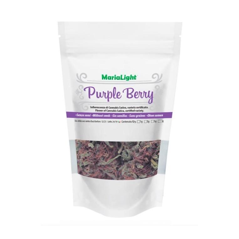 Flores CBD Maria Light Purple Berry