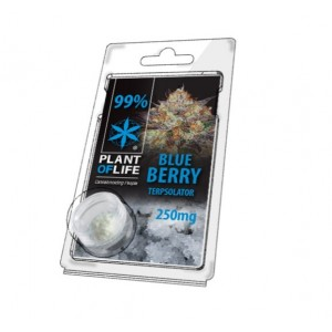 Cristales 99% CBD Blueberry 250mg