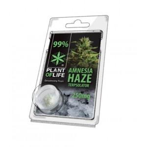 Cristales 99% CBD Amnesia Haze