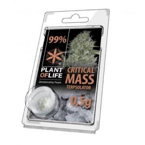 Cristales 99% CBD Critical Mass